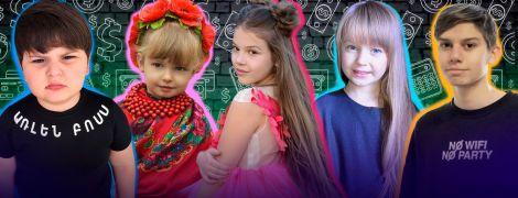 Блогер, актриса и кондитер: как маленькие украинцы зарабатывают десятки тысяч гривен