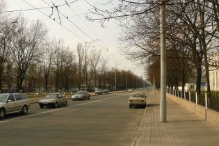 В Киеве переименовали улицу Маршала Жукова в честь казачьего государственного образования