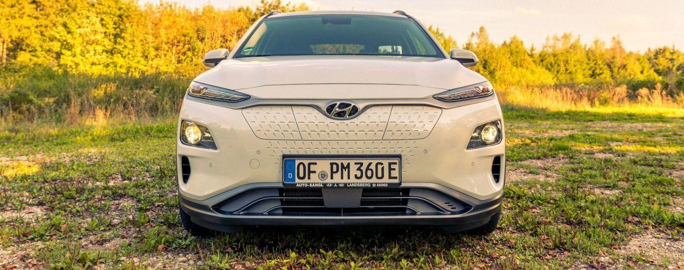 Появился лайфхак, как увеличить запас хода электрокара Hyundai Kona