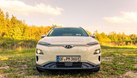 З'явився лайфхак, як збільшити запас ходу електрокара Hyundai Kona