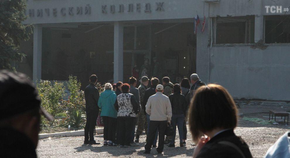 Батьків керченського вбивці оштрафують на 500 рублів - ЗМІ
