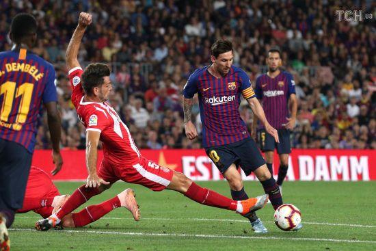 """""""Барселона"""" усе ж проведе один з матчів чемпіонату в США"""