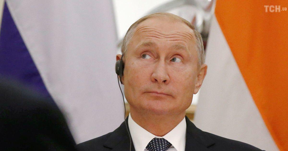 """""""Крим - це наше"""". Путін розповів, як у Криму перемогла """"демократія"""" під час псевдореферендуму 2014 року"""