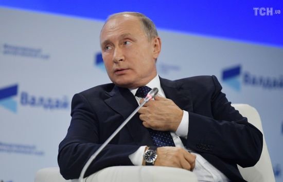 """Путін розповів свою версію формування """"руської нації"""""""