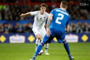 Французский футболист установил головокружительное достижение в национальной команде
