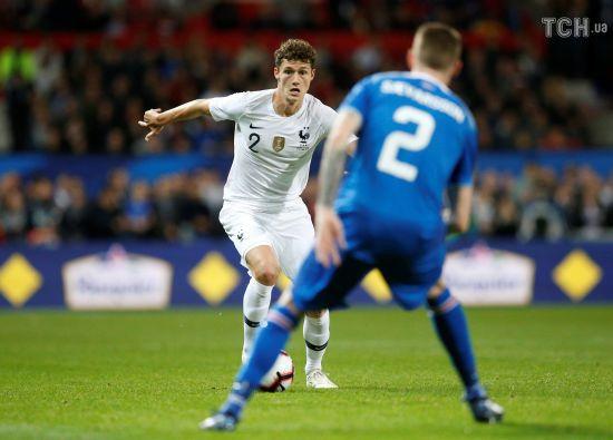 Французький футболіст встановив запоморочливе досягнення у національній команді