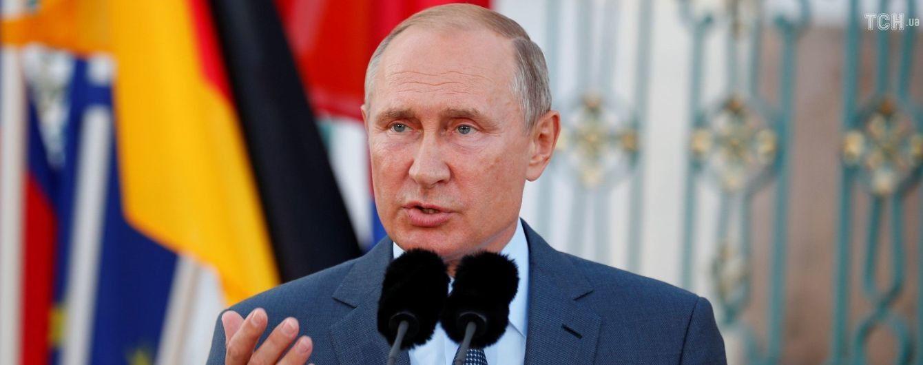 """""""Питання про владу в Україні вирішуватиме не Кремль"""". У Порошенка відреагували на заяви Путіна"""
