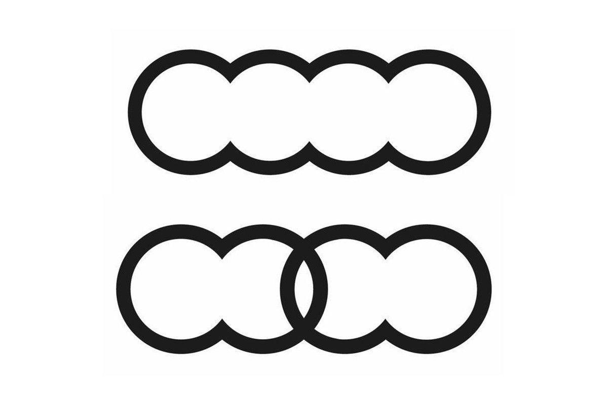 Нові емблеми Audi