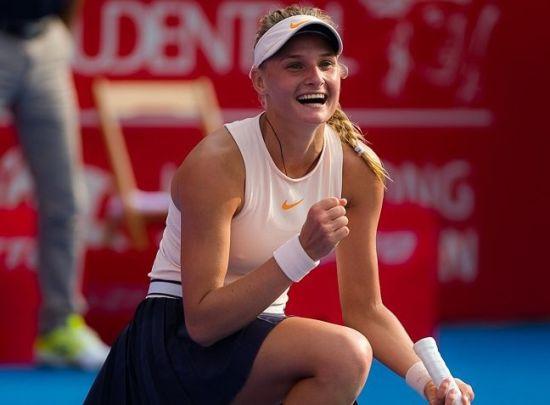 Ястремська розбила росіянку та пробилася до півфіналу турніру в Люксембурзі