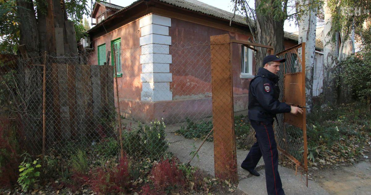 """Дом, где жил """"керченский стрелок"""" студент Росляков @ Reuters"""