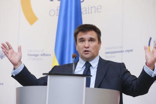Дії Росії у Керченській протоці підпадають під ознаки акту агресії - Клімкін