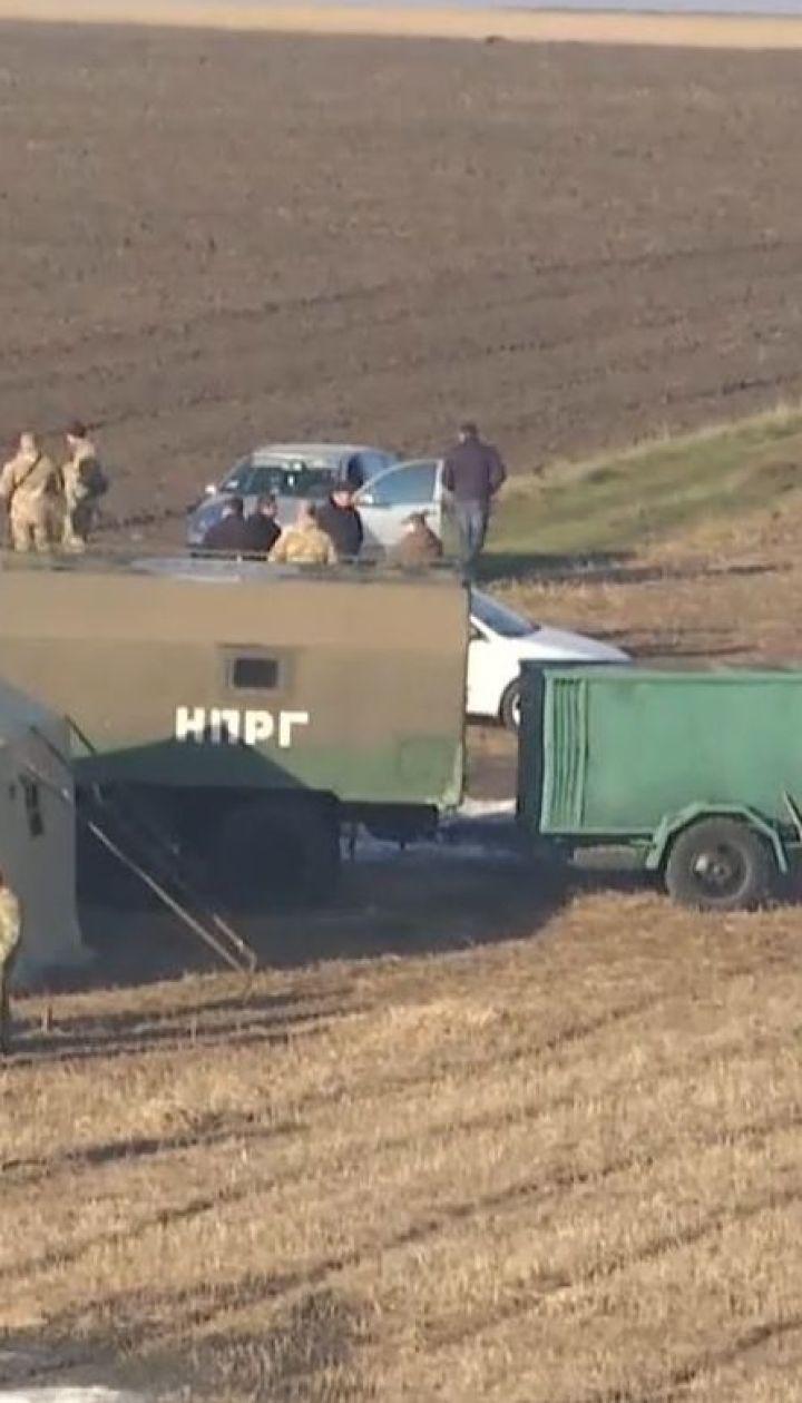 Эксперты начали расшифровывать черный ящик с истребителя, который разбился в Винницкой области