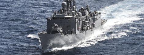 США предложили Украине передать военные фрегаты - СМИ