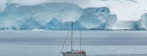 """Ученые выложили в Сеть запись жуткого """"пения"""" ледника в Антарктиде"""