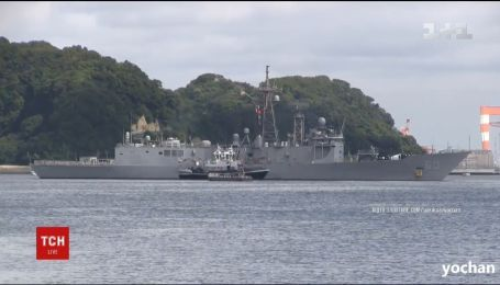 США готові надати Україні фрегати типу Oliver Hazard Perry - ЗМІ