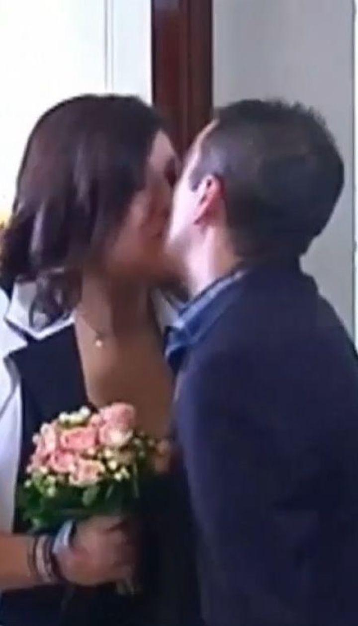 В іспанській в'язниці одружилися двоє засуджених за крадіжки