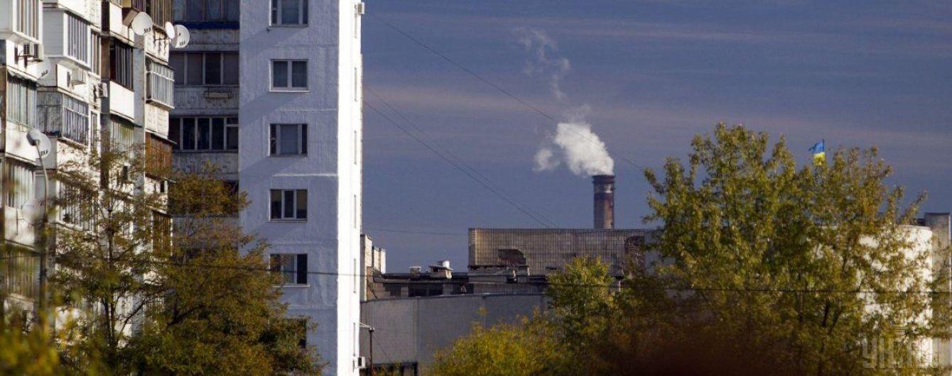 В Киеве части потребителей повысили тарифы на отопление и горячую воду