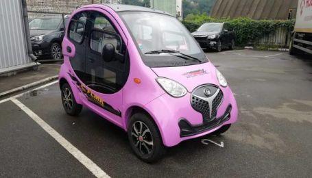 В Україні стартували продажі електрокара дешевшого $4 тисяч