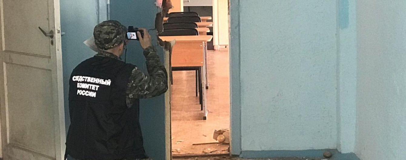 РоссСМИ удалили видео с камер наблюдения во время убийств в Керчи. Пользователи находят в нем странности