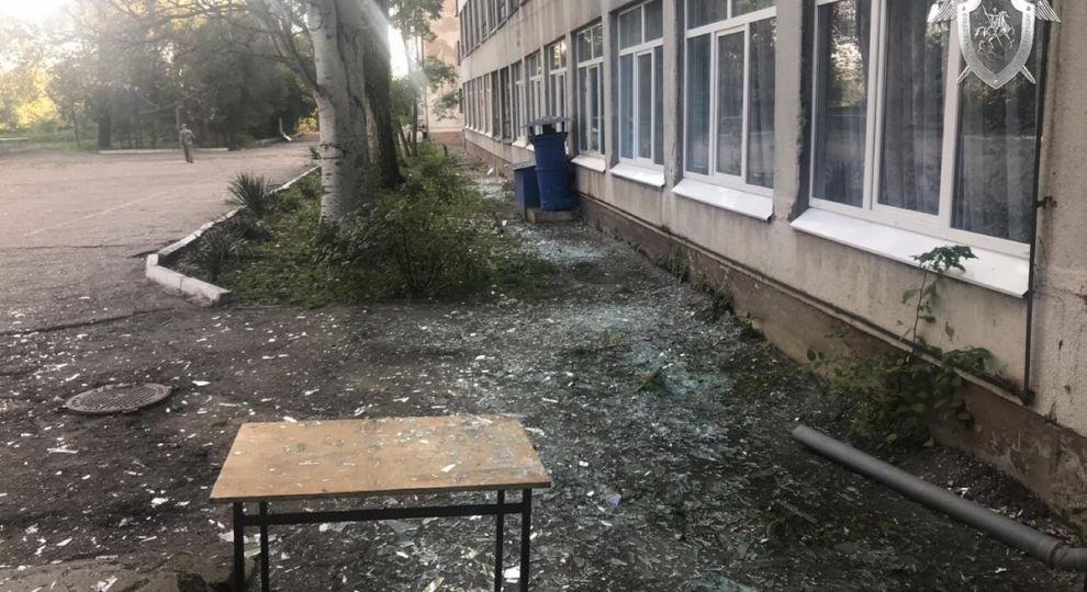 РосСМИ показали видео с камер наблюдений во время убийств в колледжи Керчи
