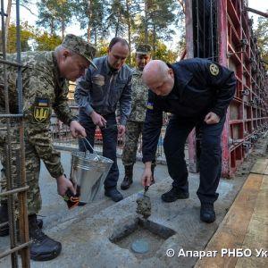 В Україні почали зведення сучасного розвідцентру європейського рівня