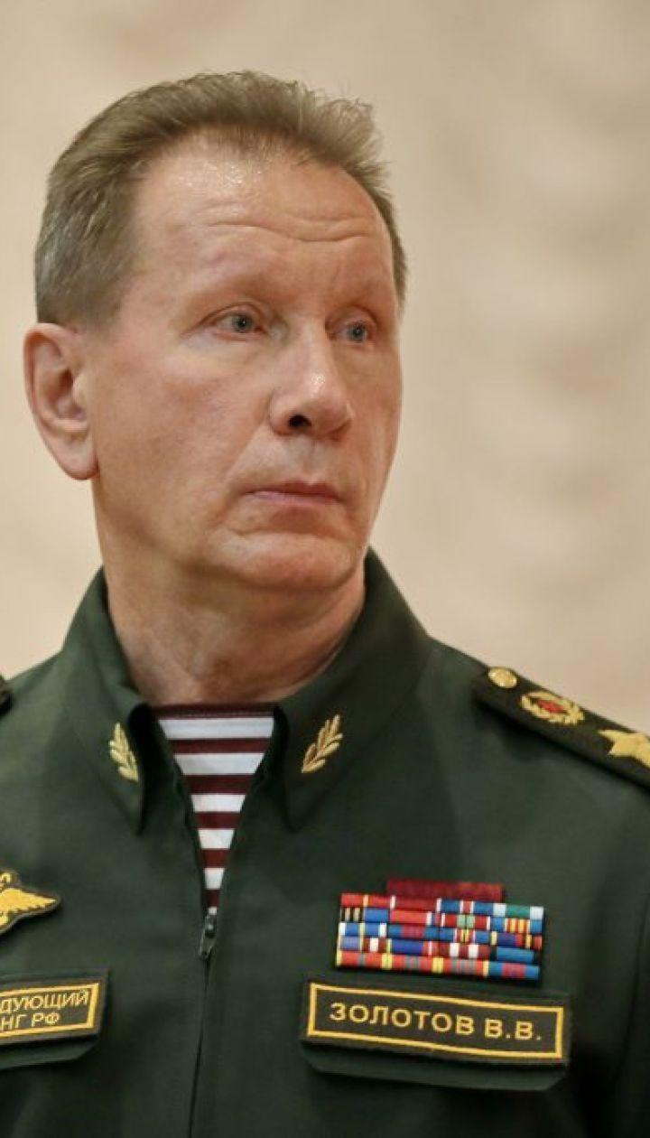Глава Росгвардии отказался участвовать в дебатах с Навальным