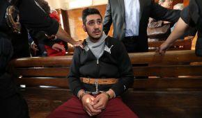 Подозреваемый в убийстве болгарской журналистки выступил перед СМИ