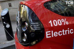 Количество регистраций электрокаров в Украине подскочила вдвое в 2018 году