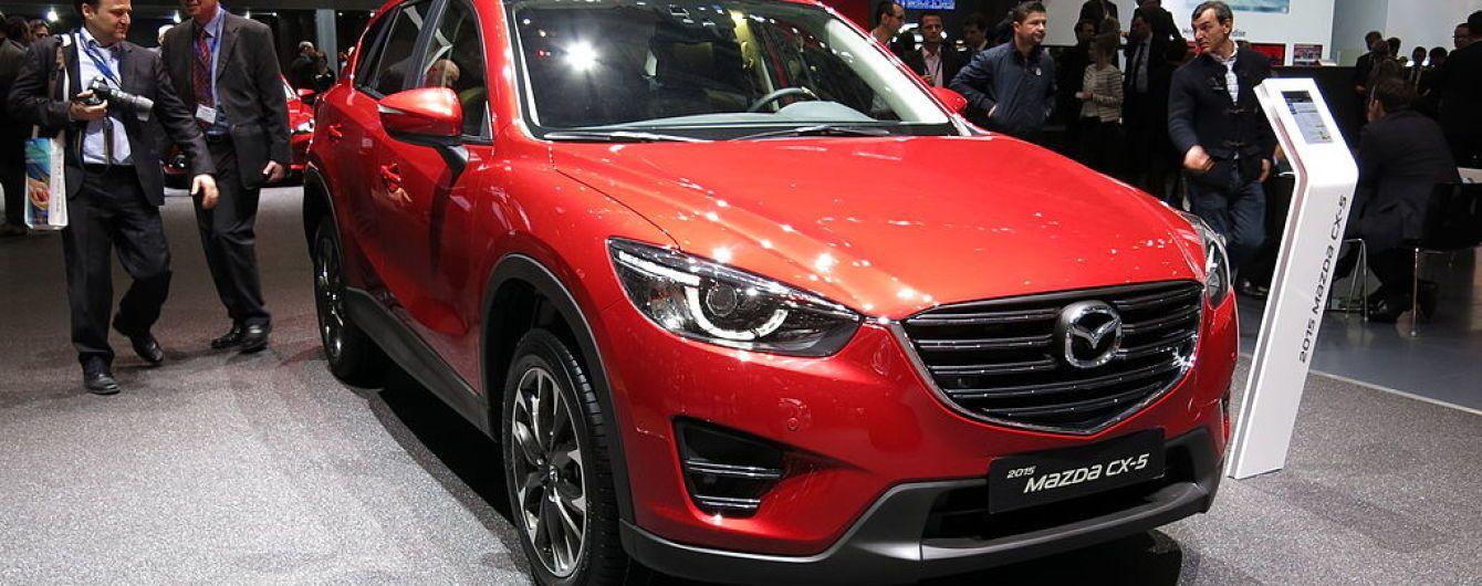 Mazda заявила о серьезных недоработках в СX-5