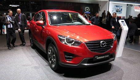 Mazda відкликає у Росії вживані авто через небезпечний дефект