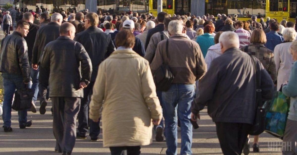 Українців 37 мільйонів: чому в країні стрімко скорочується населення