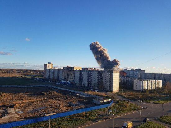 У Росії прогримів вибух на заводі піротехніки, є жертви
