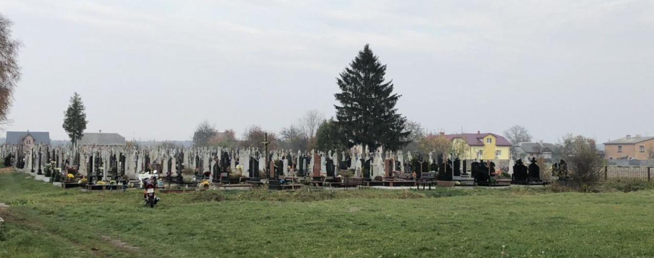 Бігав між могилами: в Одесі на кладовищі гуляв дворічний хлопчик