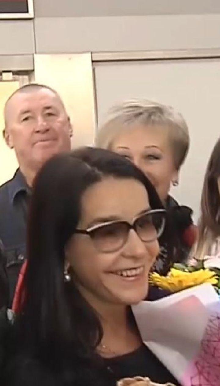61-річна актриса, яка зіграла рабиню Ізауру, прилетіла до Києва