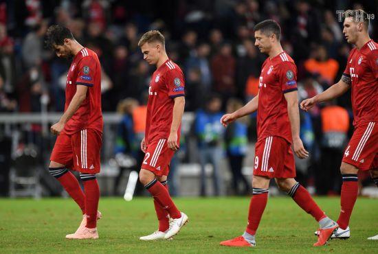 """""""Баварія"""" після серії провальних матчей погрожує ЗМІ судом"""