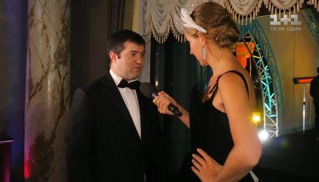 Екс-голова ДФС Роман Насіров на віденському балу заявив, що іде в президенти