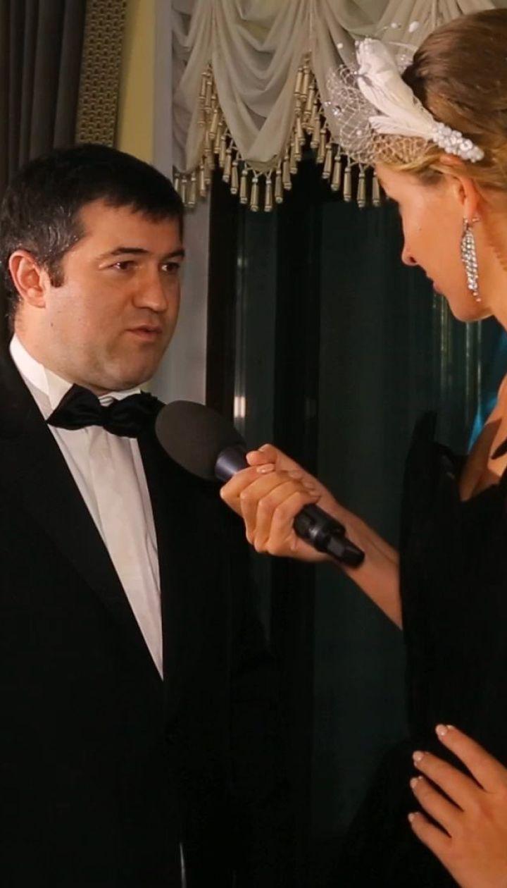 Экс-глава ГФС Роман Насиров на венском балу заявил, что идет в президенты
