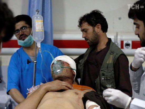 Криваві вибори. В Афганістані на дільницях загинули десятки людей