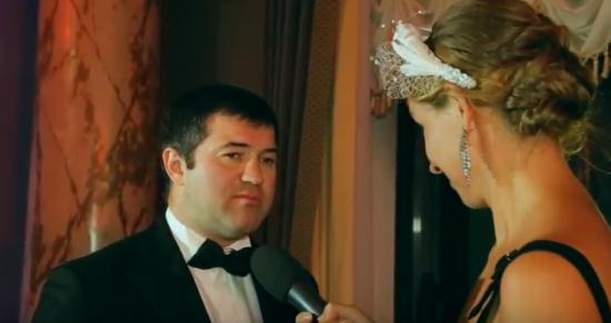 Роман Насіров заявив, що йде в президенти