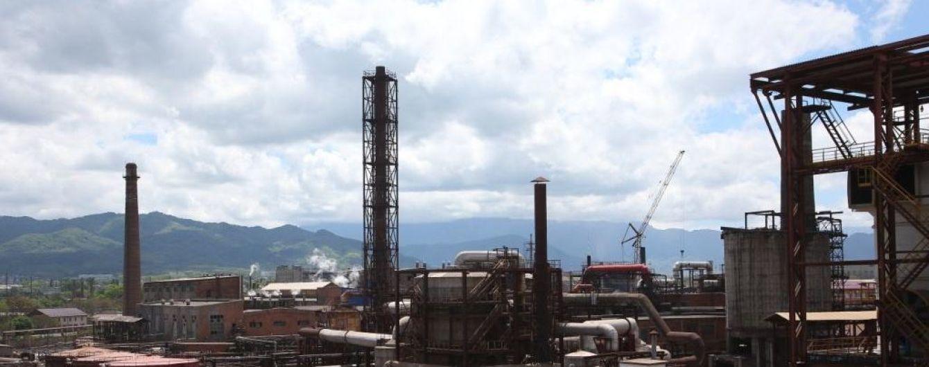 В России горит металлургический завод, есть погибший