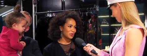 Гайтана розповіла про секонд-хенд, який дарують їй подруги для доньки
