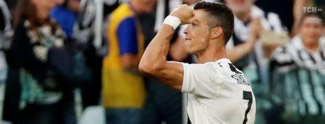 Роналду - перший футболіст в історії, який зумів відзначитися 400 голами в топ-5 лігах Європи