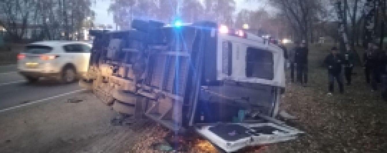 В России снова столкнулись автобус и маршрутка: четверо погибших