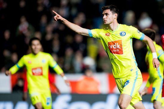 Яремчук вперше за два місяці забив у Чемпіонаті Бельгії