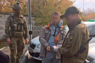"""На Луганщине задержали тиловика за """"откат"""" на поставках продовольствия для военных"""