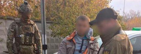 """На Луганщині затримали тиловика за """"відкат"""" на постачанні харчів для військових"""