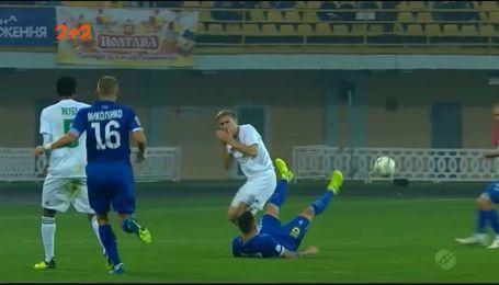 Ворскла - Динамо - 0:1. Муки или рационализм?