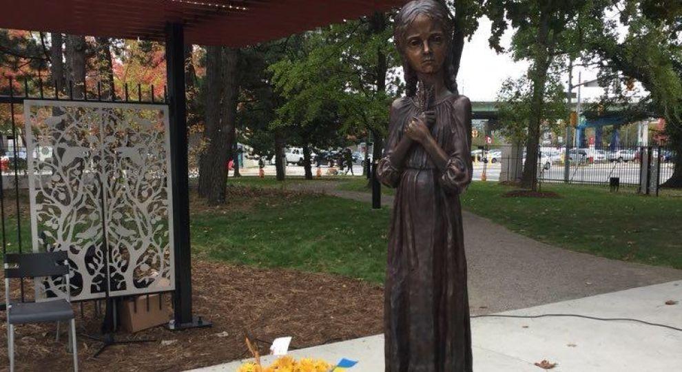 У канадському Торонто з'явився меморіал жертвам Голодомору