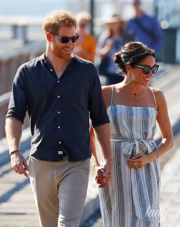 Герцогиня Меган и принц Гарри_10