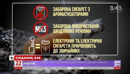 В парламент подали законопроект о внеплановом увеличении акциза на табак
